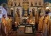 Архиеписокп Брестский и Кобринский Иоанн совершил Литургию в Андреевском храме д. Пашуки