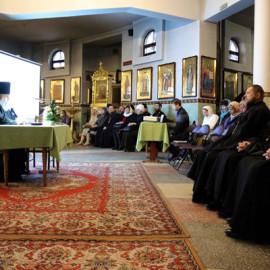 III этап региональных Рождественских образовательных чтений состоялся в Брестской епархии.