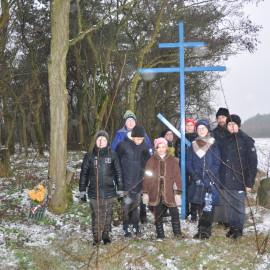 7 декабря для учащихся Волчинской средней школы была организована встреча со священниками.