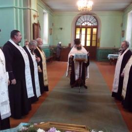 150 лет со дня блаженной кончины митрополита Иосифа.