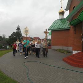 Собору Белорусских Святых.