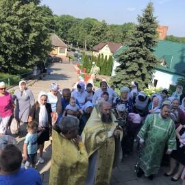 Собор Белорусских Святых.